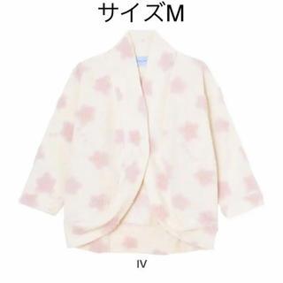 ツモリチサト(TSUMORI CHISATO)の新品!wacoalワコール ツモリチサト 星柄 ドルマン ルームウエア ローブM(ルームウェア)