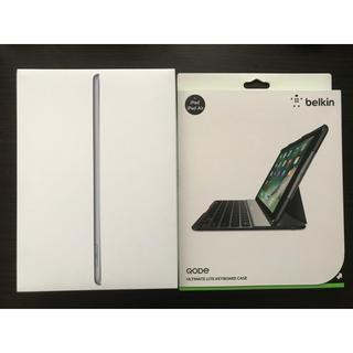 Apple - iPad 6th & キーボード機能付きカバーセット