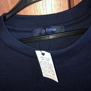 ナノユニバース(nano・universe)のティーシャツ(Tシャツ/カットソー(半袖/袖なし))