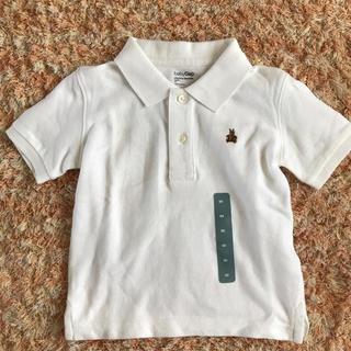 babyGAP - 新品未使用/baby GAP/90/白/半袖ポロシャツ