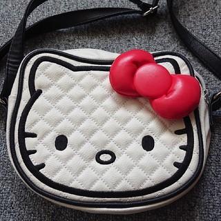 ハローキティ(ハローキティ)のHello kitty ハローキティ bag バッグ(ポシェット)