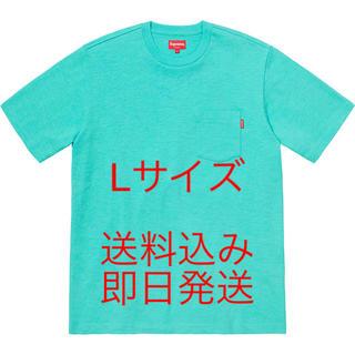 シュプリーム(Supreme)のLサイズ 即発送 レシート付き Supreme S/S Pocket Tee(Tシャツ/カットソー(半袖/袖なし))