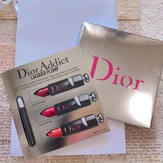 ディオール(Dior)のディオール サンプル 試供品 Dior Addict (口紅)