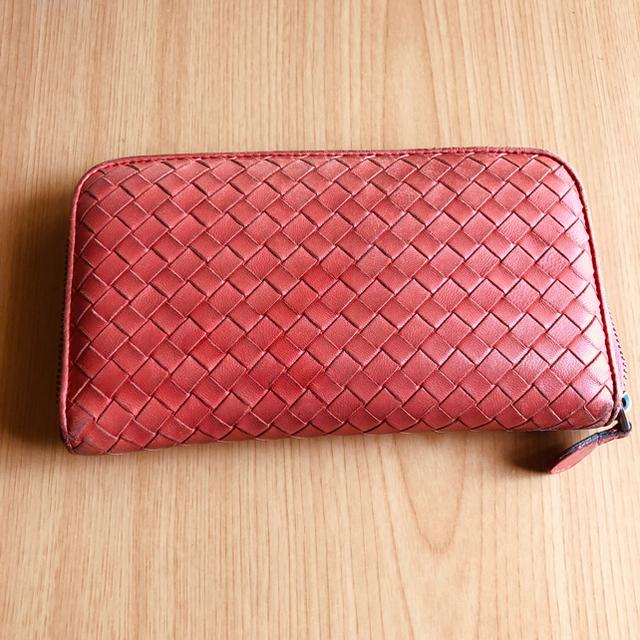 Bottega Veneta(ボッテガヴェネタ)のBOTTEGA VENETA ☆ 長財布  レディースのファッション小物(財布)の商品写真