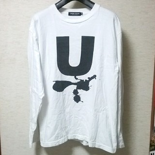 UNDERCOVER - UNDERCOVER アンダーカバー 名古屋限定 GIZ柄 Uプリント Tシャツ