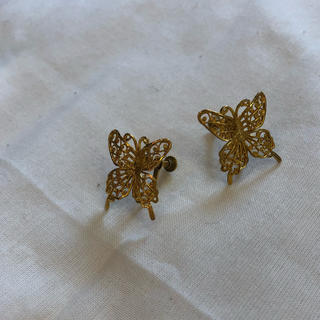 Lochie - 蝶々 イヤリング