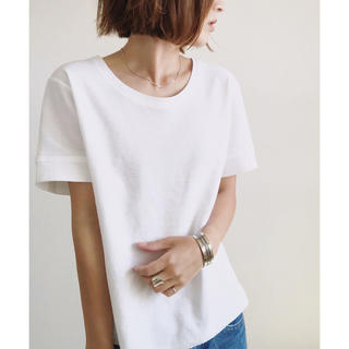 TODAYFUL - studious  mayumiさんコラボバスクTシャツ