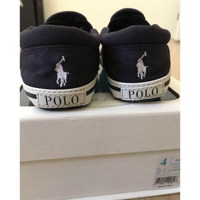 Ralph Lauren(ラルフローレン)のラルフローレン ベビーシューズ キッズ/ベビー/マタニティのベビー靴/シューズ(~14cm)(スニーカー)の商品写真