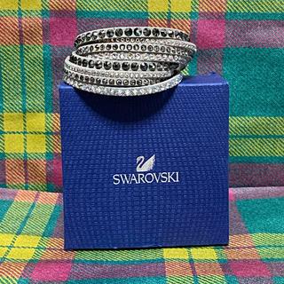 SWAROVSKI - SWAROVSKI slakeブレスレット