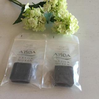 アルソア(ARSOA)のアルソア 石鹸  サンプルサイズ  2つ(洗顔料)