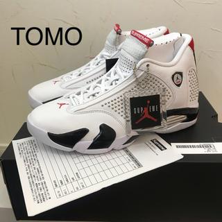 Supreme - Supreme Nike Air Jordan 14   26㎝