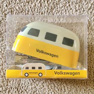 フォルクスワーゲン(Volkswagen)のフォルクスワーゲン ホチキス(ノベルティグッズ)