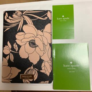 kate spade new york - ケイトスペード パスポートケース 花柄