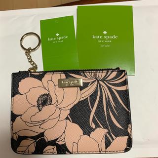 kate spade new york - ケイトスペード 花柄 コインケース