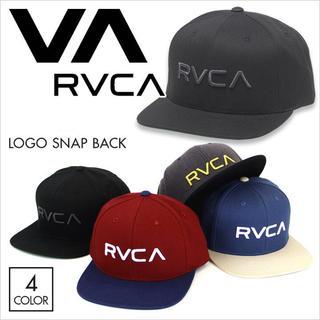ルーカ(RVCA)のルーカ ロゴ RVCA ルカ キャップ 帽子 ベースボールキャップ(キャップ)