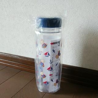 ファミリア(familiar)の〔新品〕☆ファミリア☆クリアボトル(弁当用品)