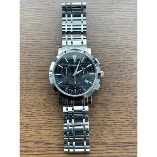 バーバリー(BURBERRY)のバーバリー 腕時計 クロノグラフ BU1366(腕時計(アナログ))