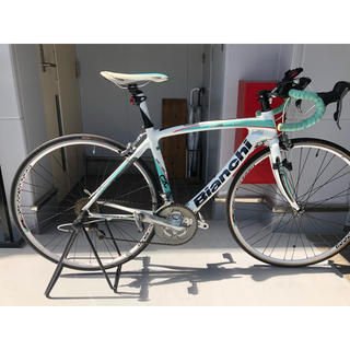 ビアンキ(Bianchi)のビアンキ ロードバイク100 strade 限定モデル(自転車本体)