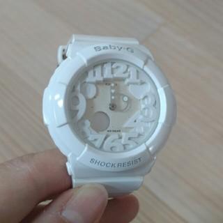 ベビージー(Baby-G)のbabyG 電池切れ スレシミ使用感あり(腕時計(デジタル))