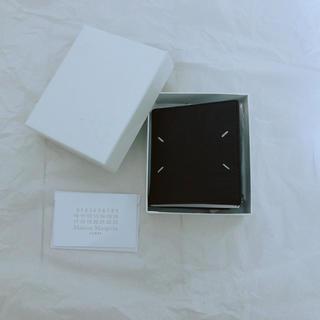マルタンマルジェラ(Maison Martin Margiela)のMaison Margiela メゾンマルジェラ 財布 二つ折り wallet(折り財布)