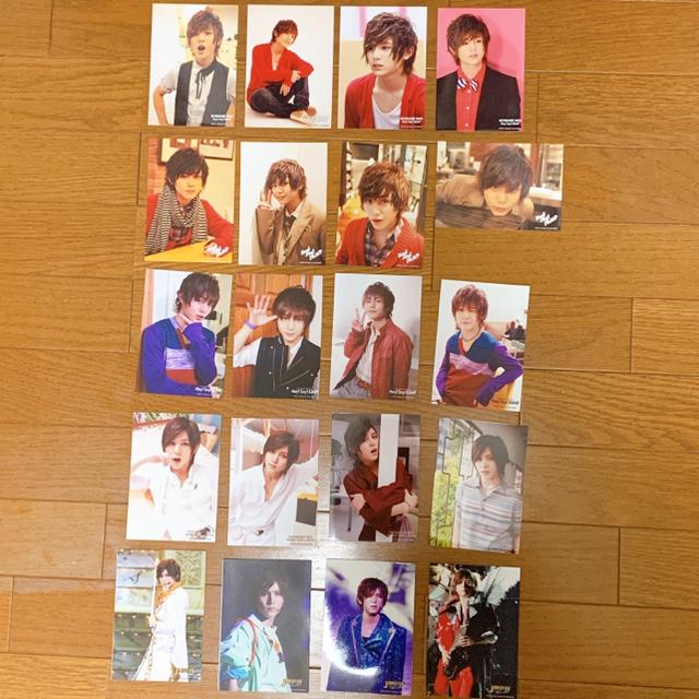 Hey! Say! JUMP(ヘイセイジャンプ)の山田涼介 公式写真 エンタメ/ホビーのタレントグッズ(男性タレント)の商品写真
