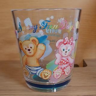 ダッフィー(ダッフィー)のサニーファン スーベニアカップ(グラス/カップ)