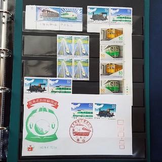 鉄道 SL記念切手 13シート