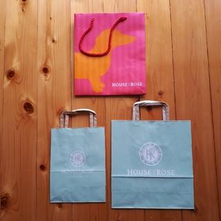 ハウスオブローゼ(HOUSE OF ROSE)のハウスオブローゼ ショップ袋(ショップ袋)