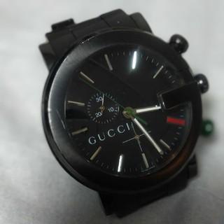 Gucci - GUCCIクロノグラフ 腕時計