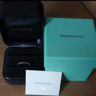 Tiffany & Co. - TIFFANY ルシダ ハーフエタニティ