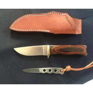 日本 OLD関製 C.Schlieper 珍しいハンティングナイフ