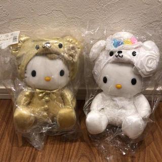ハローキティ - ❤️新品 キティ ベア物語 レア 大阪 神戸 ぬいぐるみ❤️