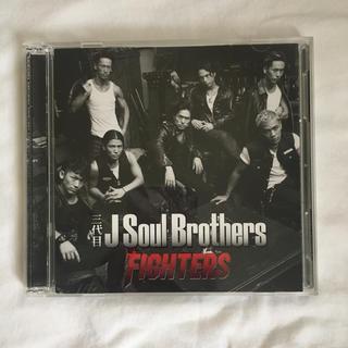 サンダイメジェイソウルブラザーズ(三代目 J Soul Brothers)の三代目 FIGHTERS  CD+DVD(ポップス/ロック(邦楽))