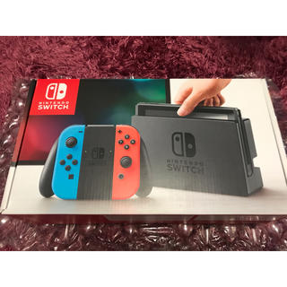 Nintendo Switch - 美品 ニンテンドースイッチ nintendo switch ネオン
