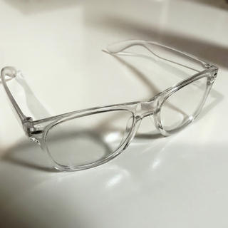 GU - サングラス クリアフレーム  透明フレーム 韓国 BTS lidnm 伊達眼鏡