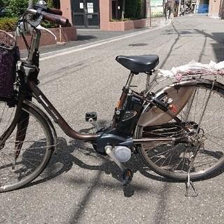 パナソニック(Panasonic)のパナソニック電動自転車ビビDX(自転車本体)