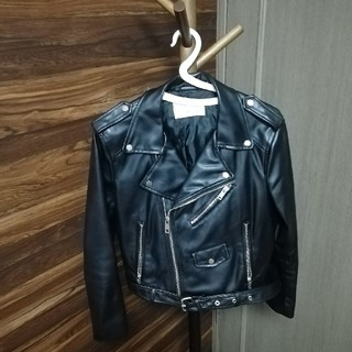 ZARA - ライダースジャケット