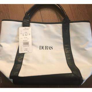 DURAS - DURAS トートバック