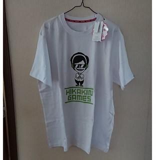 しまむら - メンズ4L HIKAKIN GAMES Tシャツ