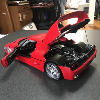 フェラーリ(Ferrari)の【超ビッグスケール】定価49756円 タミヤ 1/12 フェラーリ F50(ミニカー)