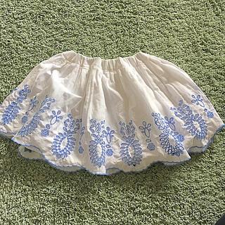ZARA KIDS - ZARA GIRLS チュールスカート 116cm 5/6才 白
