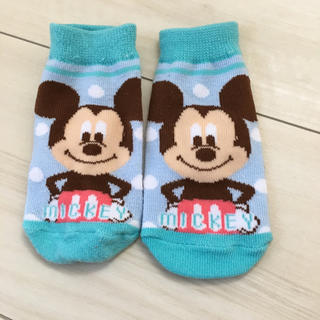 Disney - ミッキー くつ下