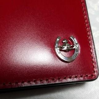 ヴィヴィアンウエストウッド(Vivienne Westwood)の新品☆希少☆コードバン VivienneWestwood 折財布(折り財布)