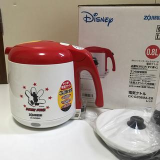 ディズニー(Disney)の✤Disney✤ ミッキー電気ケトル(電気ケトル)