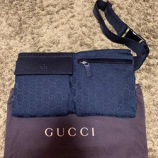 グッチ(Gucci)のGUCCI/グッチ ウエストバッグ(ウエストポーチ)