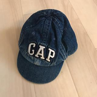 ベビーギャップ(babyGAP)のbaby GAP 帽子(帽子)