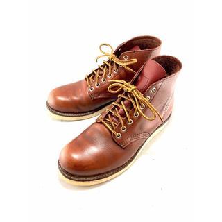 REDWING - RED WING/レッドウィング 革靴 ブーツ 25.5cm