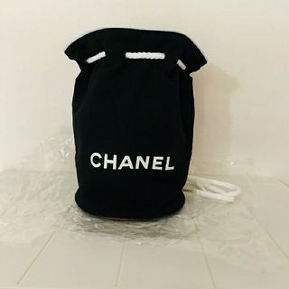 CHANEL - CHANEL  ノベルティ巾着バッグ
