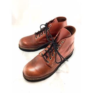 レッドウィング(REDWING)のRED WING/レッドウィング 革靴 ブーツ 25.5cm(ブーツ)