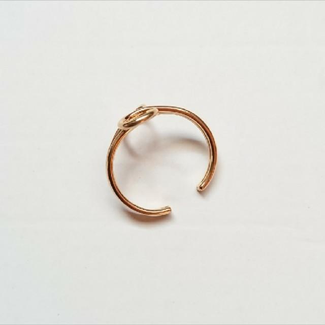 デザインリング レディースのアクセサリー(リング(指輪))の商品写真